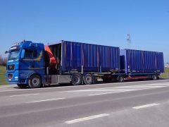 Containertransporte / Lettenbichler Transporte GmbH Irschenberg