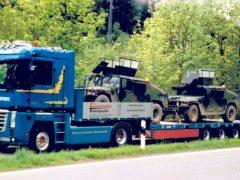 Spezialtransporte / Transporte Lettenbichler GmbH