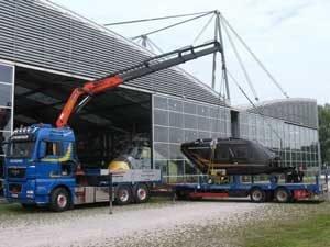 Lettenbichler Transporte GmbH Irschenberg - Spezialtransporte Containertransporte - Tiefladertransporte