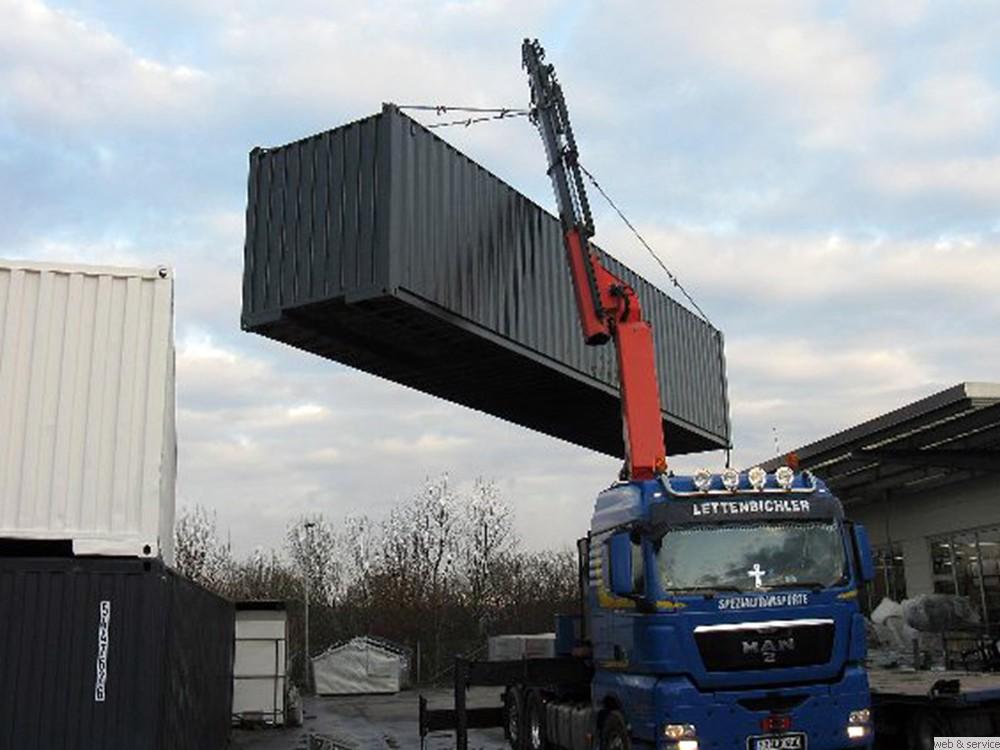 containertransporte lettenbichler transporte gmbh irschenberg landkreis miesbach. Black Bedroom Furniture Sets. Home Design Ideas