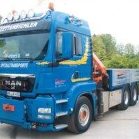 Fuhrpark / Lettenbichler Transporte GmbH Irschenberg