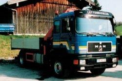 Firmenhistorie / Lettenbichler Transporte GmbH Irschenberg