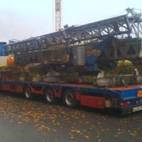 Krantransporte / Transporte Lettenbichler GmbH